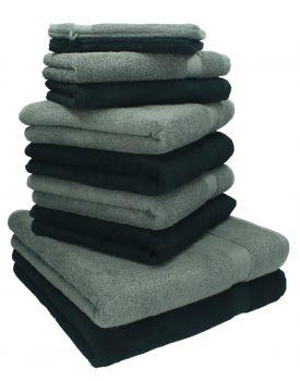 Handtuch 470g 6tlg oder 10tlg Duschtuch 5 tlg HANDTUCH SET 4tlg