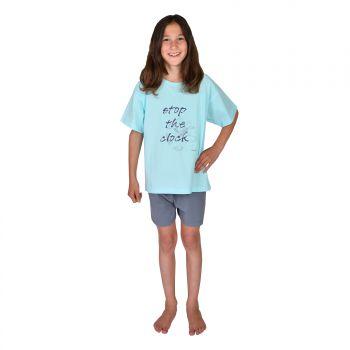 Kinder Bademantel mit Kapuze Stickerei SCHAF Gr.74//80-110//116 hellblau