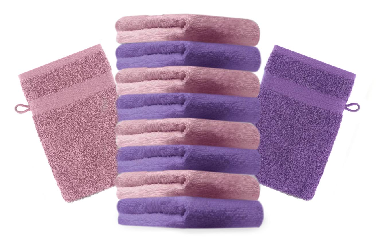 Bagno Lilla E Rosa : Betz set di guanti da bagno premium misure cm cotone