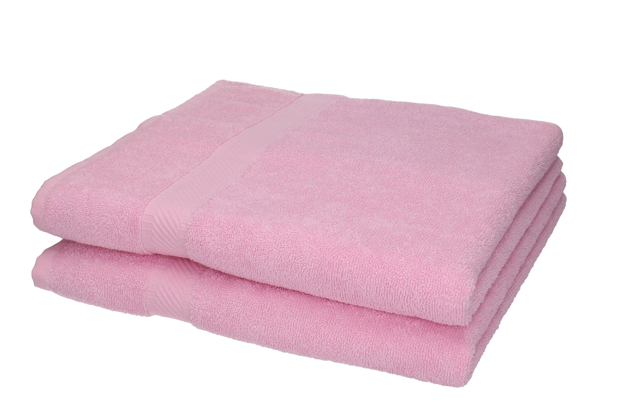 betz 2 st ck duscht cher palermo 100 baumwolle duschtuch set farbe ros. Black Bedroom Furniture Sets. Home Design Ideas