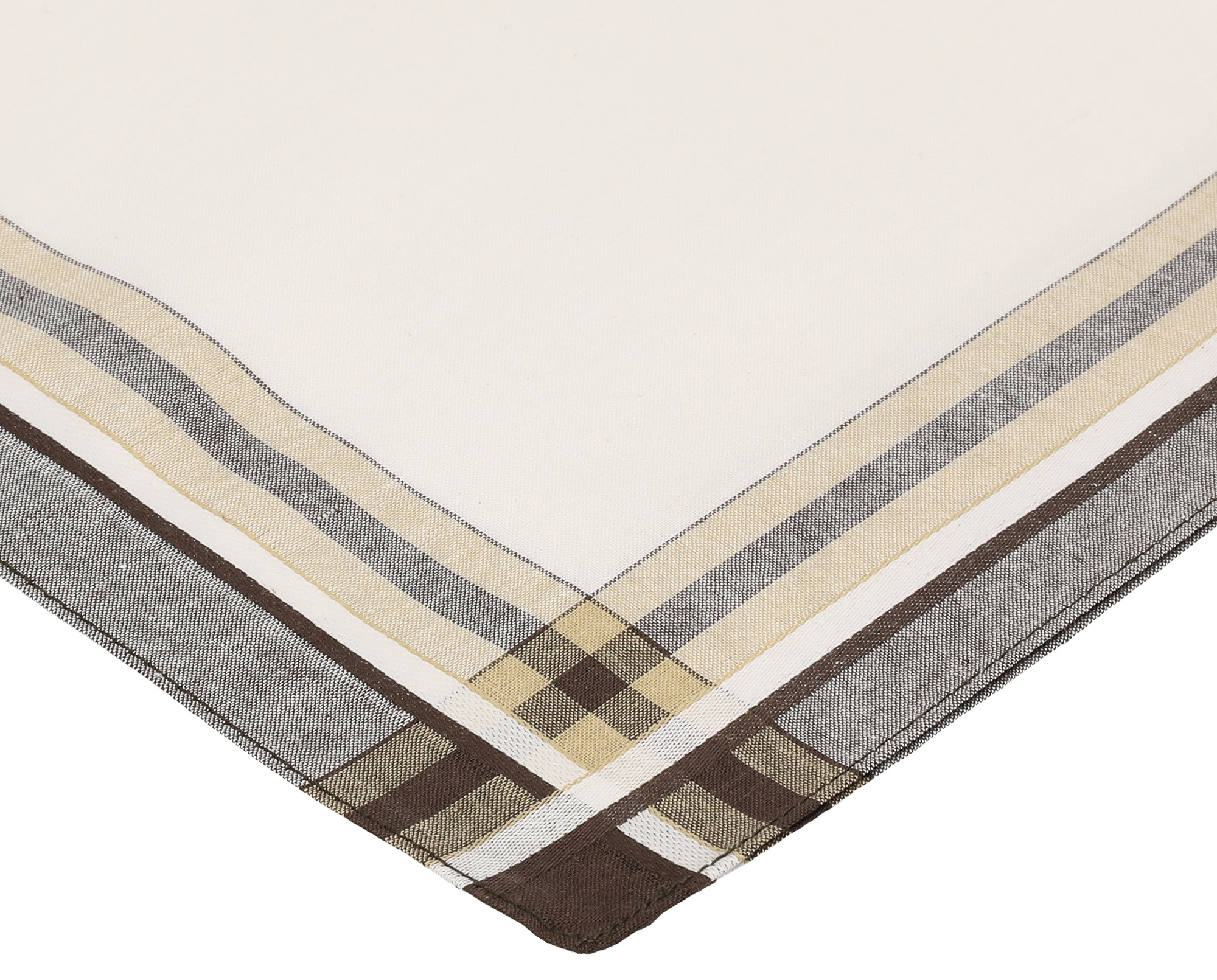 BETZ Juego de pa/ñuelos LEO 5 de tejido para caballeros 100/% algod/ón 40x40 cm dise/ño 1