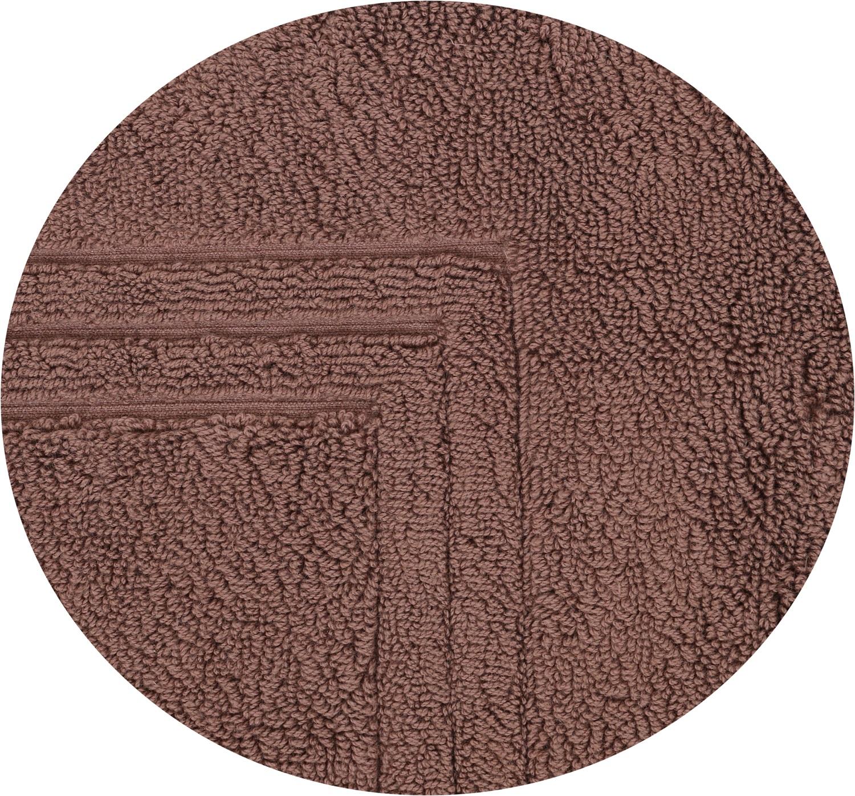 qualit/à: 950g//m/² Colore: Marrone Noce Betz Scendibagno Gold 100/% Cotone Misure: 50 x 70 cm