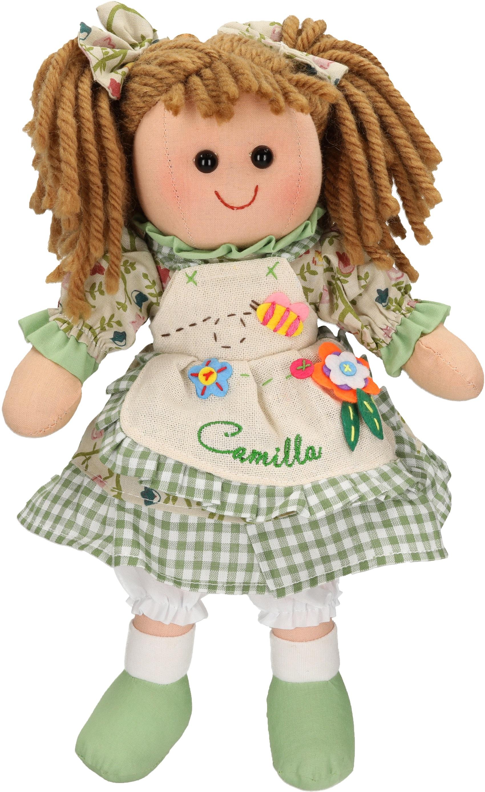 bambole pezza