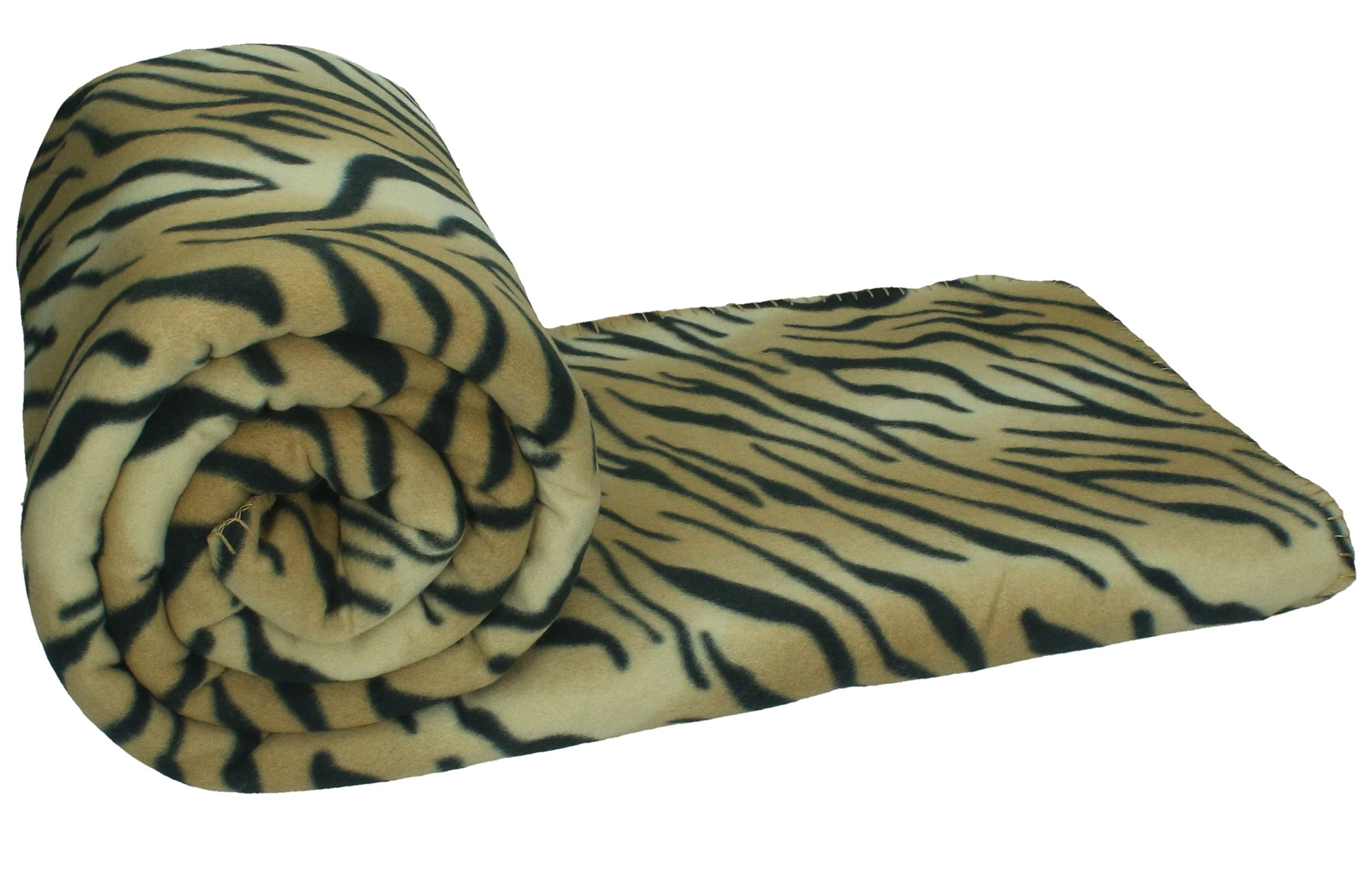 Betz Set of 2 MAXI Luxury Fleece Blankets super soft for sofa or bed 140x190cm