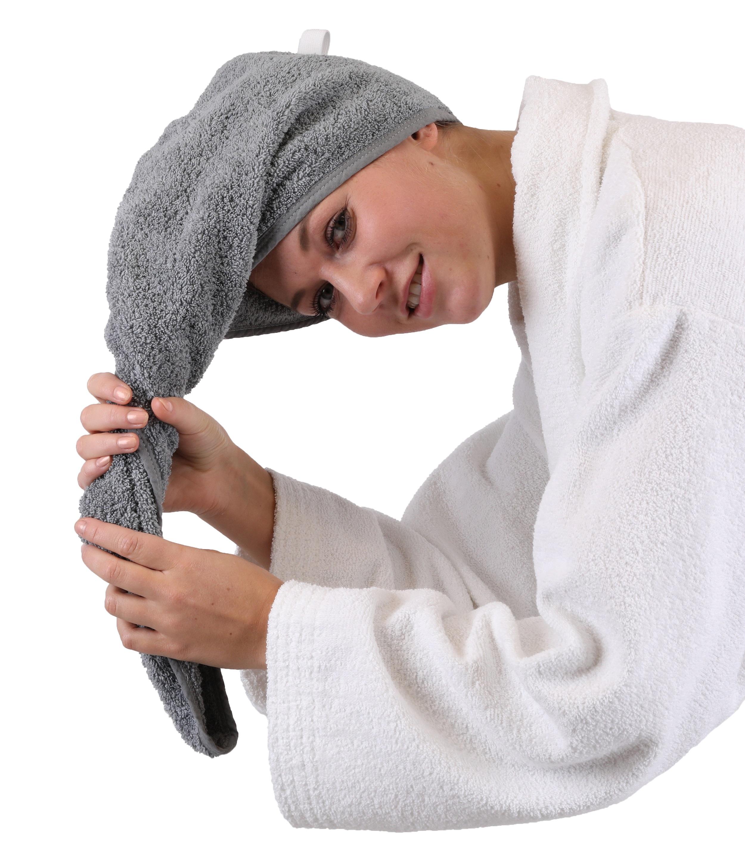 betz 2er set turban handt cher haarturban kopftuch 100. Black Bedroom Furniture Sets. Home Design Ideas