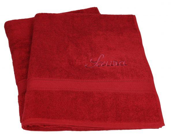d1df47dcb7 Saunatuch Saunahandtuch Set FRANCE 100% Baumwolle Größe 80x200 cm  verschiedene Farben