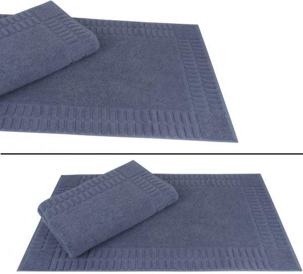 Badvorleger Set betz badvorleger badematte badteppich duschvorlage größe 50 x 80 cm qualität 950g m 100